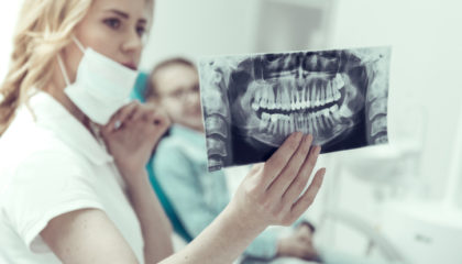 dental x-rays and radiation